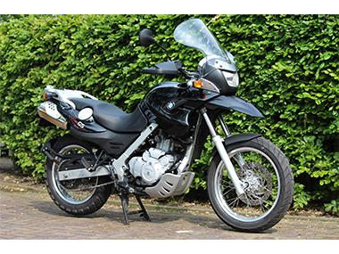 BMW F 650 GS 2005 17.1