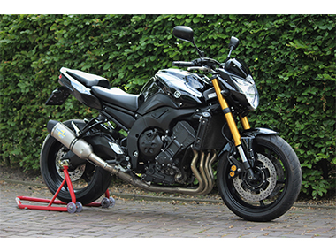 Yamaha FZ8 17.1
